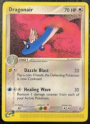 Pokemon EX Dragon Dragonair 14/97 Rare in Lightly Played Condition!