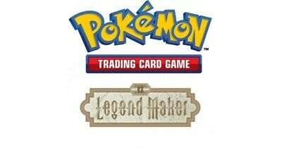Pokemon TCG EX Legend Maker - Reverse Holo Common Cards