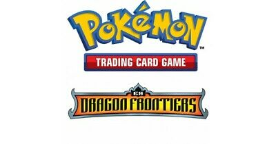 Pokemon TCG EX Dragon Frontiers - Reverse Holo Common Cards