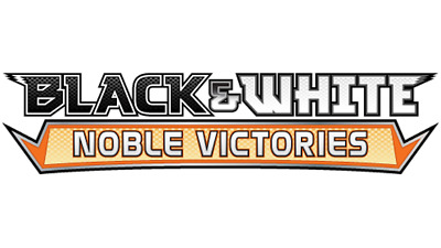 Pokemon TCG Black & White Noble Victories - Reverse Holo Rare Cards