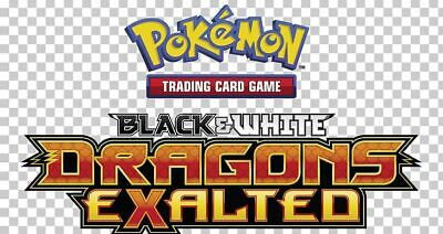 Pokemon TCG Black & White Dragons Exalted - Rare Cards