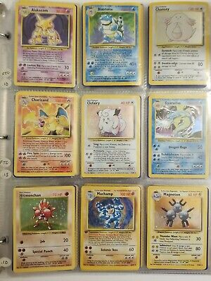 1999 Base Set Unlimited & Other Vintage WoTC Sets! - Pokemon - Choose Your Card!