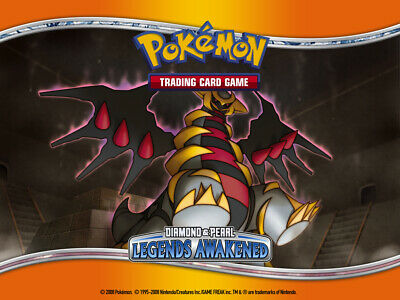 Pokemon TCG Diamond and Pearl Legends Awakened - Rare Cards