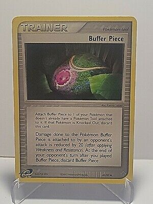 Buffer Piece 83/97 Pokemon EX Dragon  Trainer Pokemon Tool LP Used See Pictures