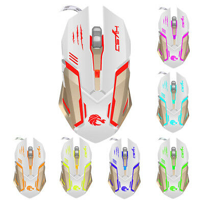 Misc 1Pcs Gaming Mouse Glowing Wired