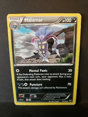 Pokemon XY Malamar Single Card Rare