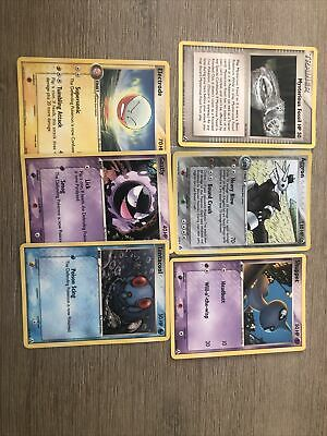 Pokemon AGGRON (EX Legend Maker 2/92) - Rare Holo - NM And A Few Uncom/com