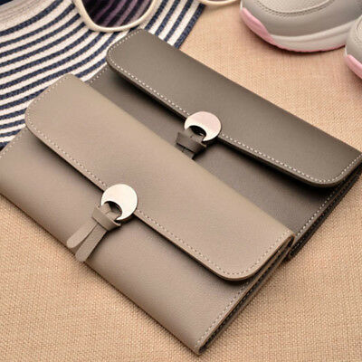 Кошельки Fashion Women PU Leather Wallet