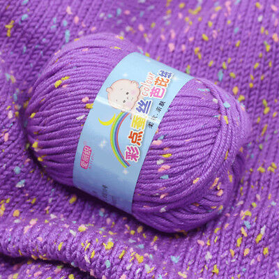 пряжа Cotton Hand Knitting Yarn DIY