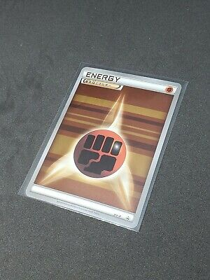 Holo Stripe Fighting Energy Gym Challenge XY-P Japanese Promo Pokemon Card NM