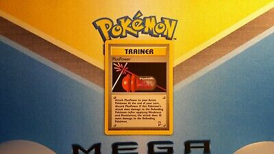 PlusPower Trainer Base Set 2 Pokemon Card LP