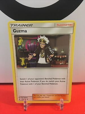 Pokemon - Guzma - 115/147 - SM Burning Shadows - Uncommon - Near Mint