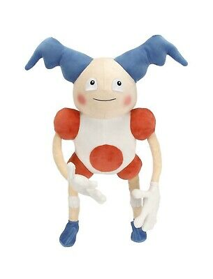 Pokemon Mr. Mime Poseable Plush Figure From The Detective Pikachu Movie NEW #A49