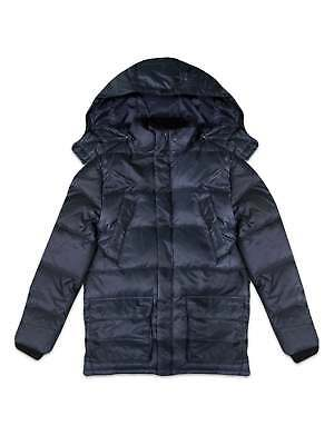 Разное EA7 Junior Navy Parka Jacket