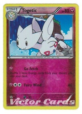 Pokemon Togetic - 44/108 - Reverse Holo - Roaring Skies - NM