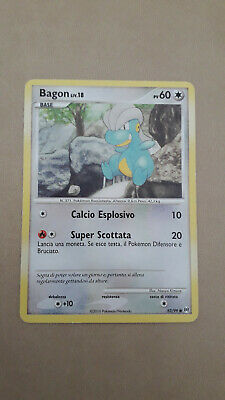 Pokemon Bagon 52/99 Platino Arceus Italiano