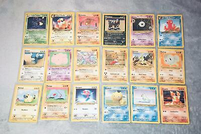 /105 NEO DESTINY WOTC ~ SINGLE CHOOSE CARDS ~ UNLIMTED NON HOLOS ~ Pokemon