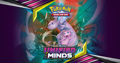 Pokemon Trading Card Game - Sun & Moon Unified Minds - Up to 45% Off