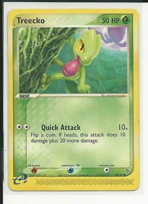 Treecko 80/97 EX Dragon - Pokemon Card