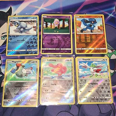 /156 ULTRA PRISM ~ REVERSE HOLOS ~ CHOOSE YOUR OWN SINGLE CARDS ~ Pokemon Card