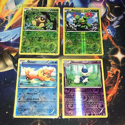 /106 FLASHFIRE ~ REVERSE HOLOS ~ CHOOSE YOUR OWN SINGLE CARDS ~ Pokemon Card