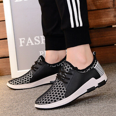 Кроссовки New Fashion Men's Running Breathable