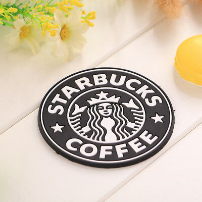 Подставки 4cps Starbucks-Coffee-Coaster-Logo-Mug-Cup-mat-Best-Gift-Present--set-NEW