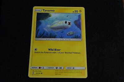 Pokemon TYNAMO Sun & Moon Unified Minds 63/236 NM/Mint Never Played Cards