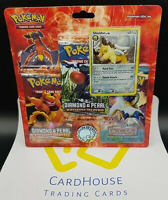 3 Pack Pokemon Blister Set Booster Ex Power Keepers Factory Sealed Absol