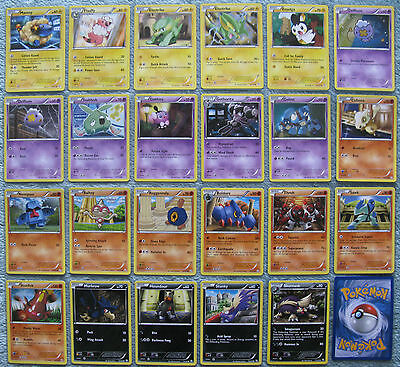 Pokemon TCG B&W Dragons Exalted Common & Uncommon Card Selection [Part 2/3]