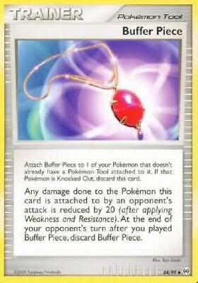 6x Buffer Piece - 84/99 - Uncommon NM Arceus Pokemon