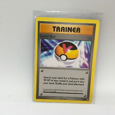 Level Ball 76/98 Uncommon XY Ancient Origins Trainer Pokemon Card - Near Mint
