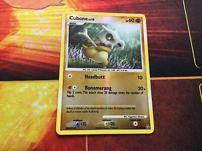 Pokemon💎Cubone Reverse Holo💎2008 Legends Awakened 90/146🌟Nintendo🌟Rare Card