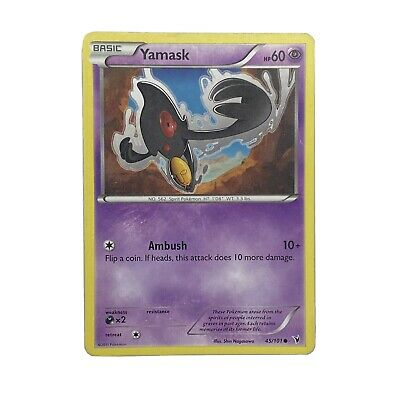 Galarian Yamask - 45/101 - Common Noble Victories Pokemon Card TCG
