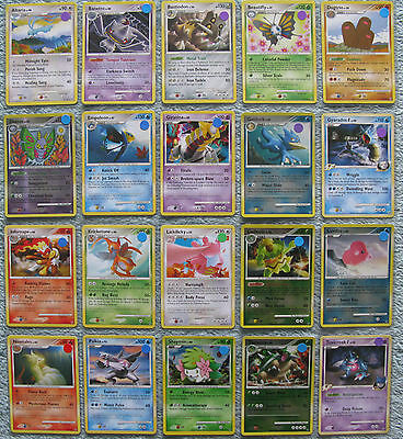 Pokemon TCG Platinum Holo & Rare Cards
