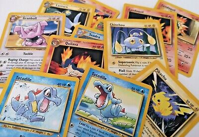 Pokemon Base Set 2 Trading Cards TCG ● ALL Uncommon & Common ● NEAR MINT