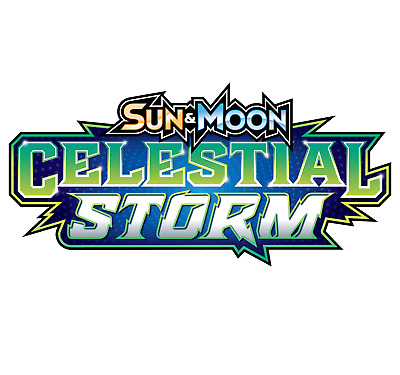 Pokemon Celestial Storm | Individual Cards | Choose Your Own