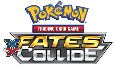 Pokemon Fates Collide   Individual Cards   Choose Your Own