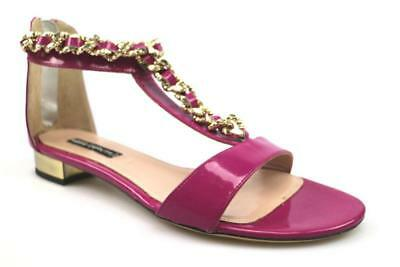 Сандалии as920 MARIO CERUTTI shoes fuchsia