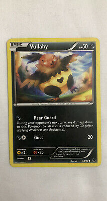 Black & White - Emerging Powers Vullaby 68/98 HP Pokemon Card PSA BGS NO RESERVE