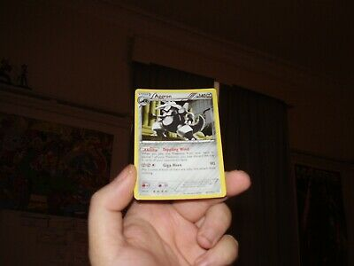 Aggron Holo Pokemon Card Dragons Exalted 82/124 (Very Good Condition)