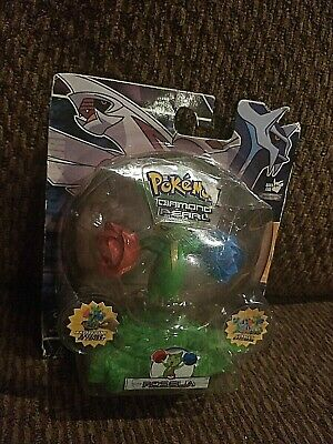 Pokemon Diamond & Pearl Battle Link Series 5 Roselia Action Figure