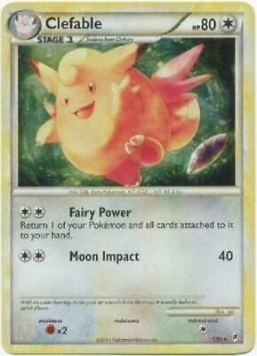 Pokemon Clefable 1/95 Call of Legends - HP