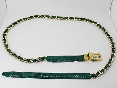 Ремень Calvin Klein Women's Belt Green