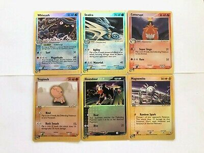 Pokemon Cards EX DRAGON Set /97 REVERSE HOLO Shiny