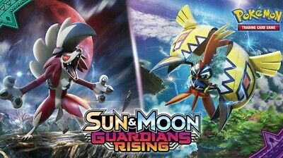Pokemon cards Guardians Rising /145 Single cards to choose FREE POST