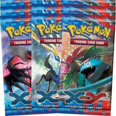 Pokemon cards XY Base set /146 Common Uncommon Rare Singles up to 50% Discount