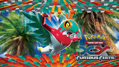 Pokemon cards XY Furious Fists /111 Single cards/ FREE POST