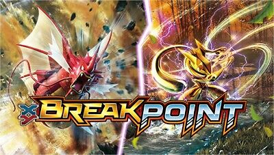 Pokemon cards XY Breakpoint  /122 Single cards/ FREE POST