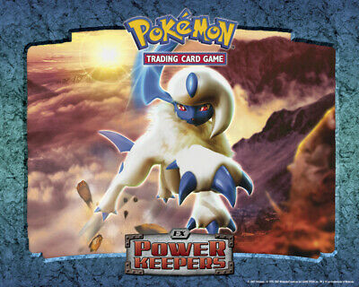 Pokemon cards EX Power Keepers /108 Single cards / FREE POST